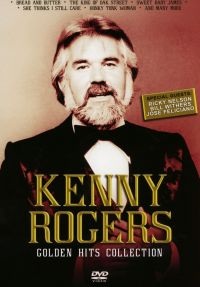 Cover Kenny Rogers - Golden Hits Collection [DVD]